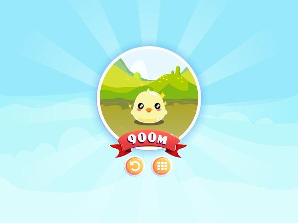 Chicky Run [game app] on Behance