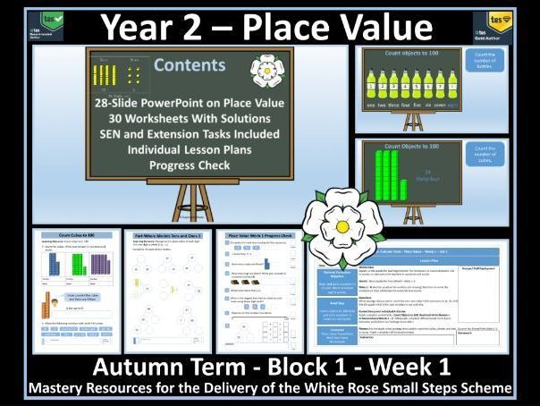 Place Value: Year 2 - Autumn Term - White Rose Maths ...