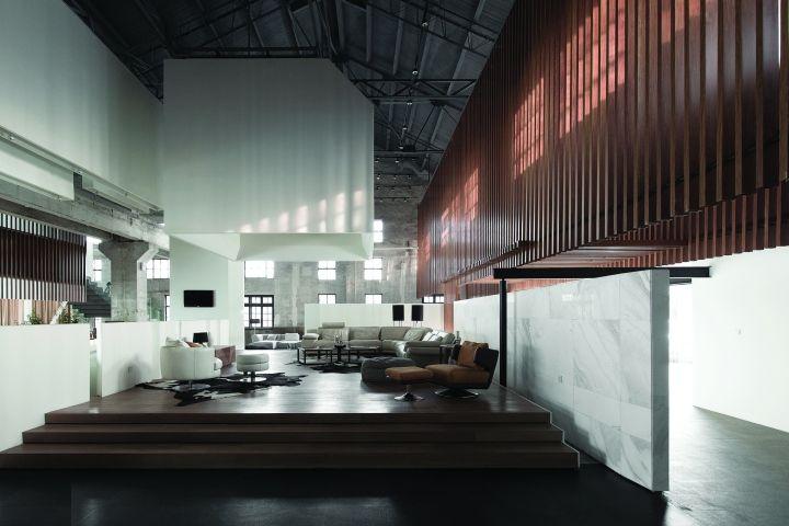 DOMICIL SHOWROOM / DESIGN APARTMENT / SHANGHAI, CHINA