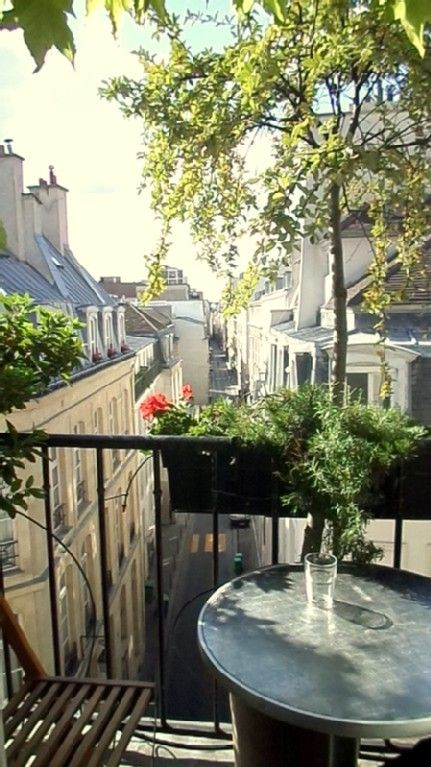 Paris Arrondissement 3 Vacation Rental - VRBO 483501 - 1 BR Paris Apartment in France, Lovely Top Roof Marais Apartment with Terrace, 65m2, ...