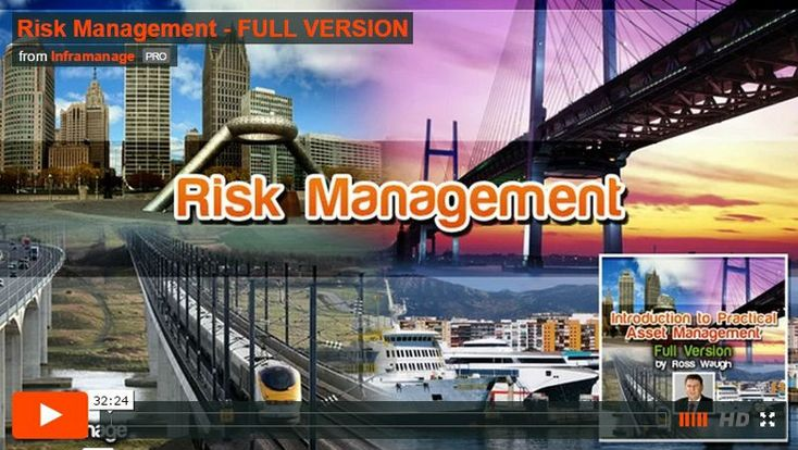 "This video will enable you to understand the importance and implication of ""Risk Management"". Ross shares more details in the ""Risk Management - FULL VERSION"" video, the 9th of 16 videos slated und..."