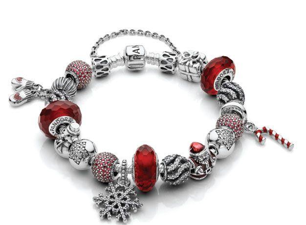 12 Days Of Christmas Pandora Bracelet