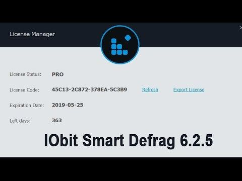 IObit Smart Defrag Pro 6 2 5 Crack is software that is powerful