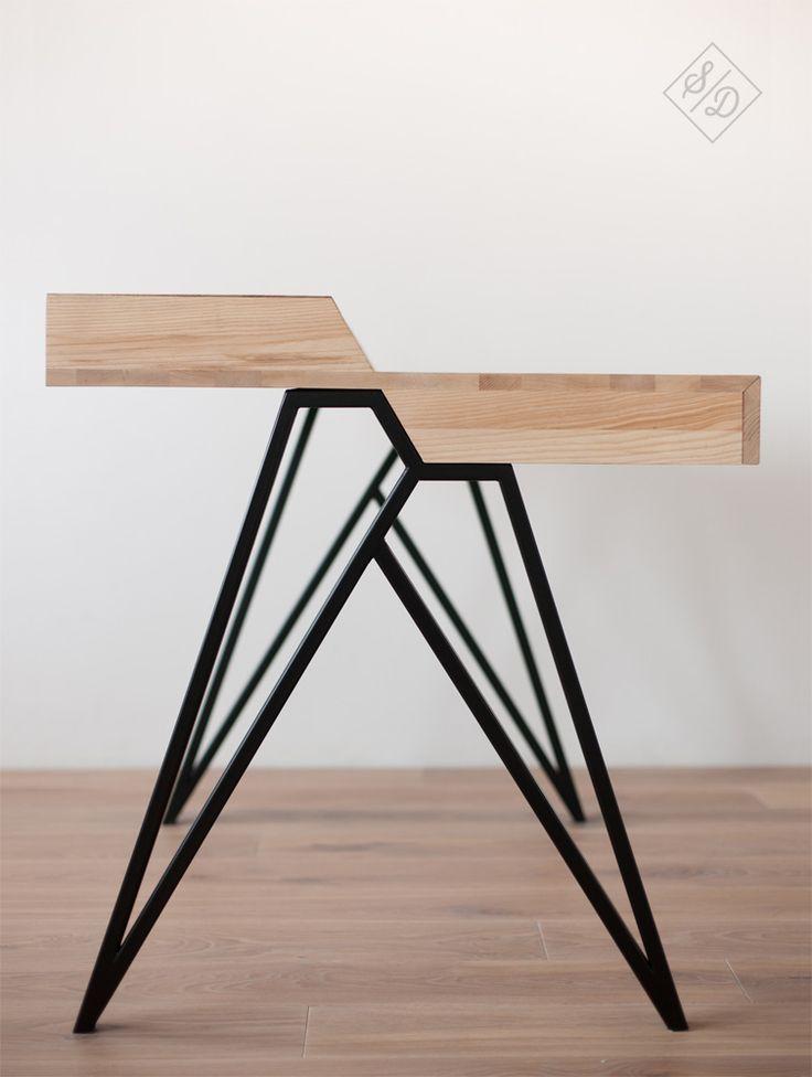 ROD, desk, furniture, stalodrzew.pl