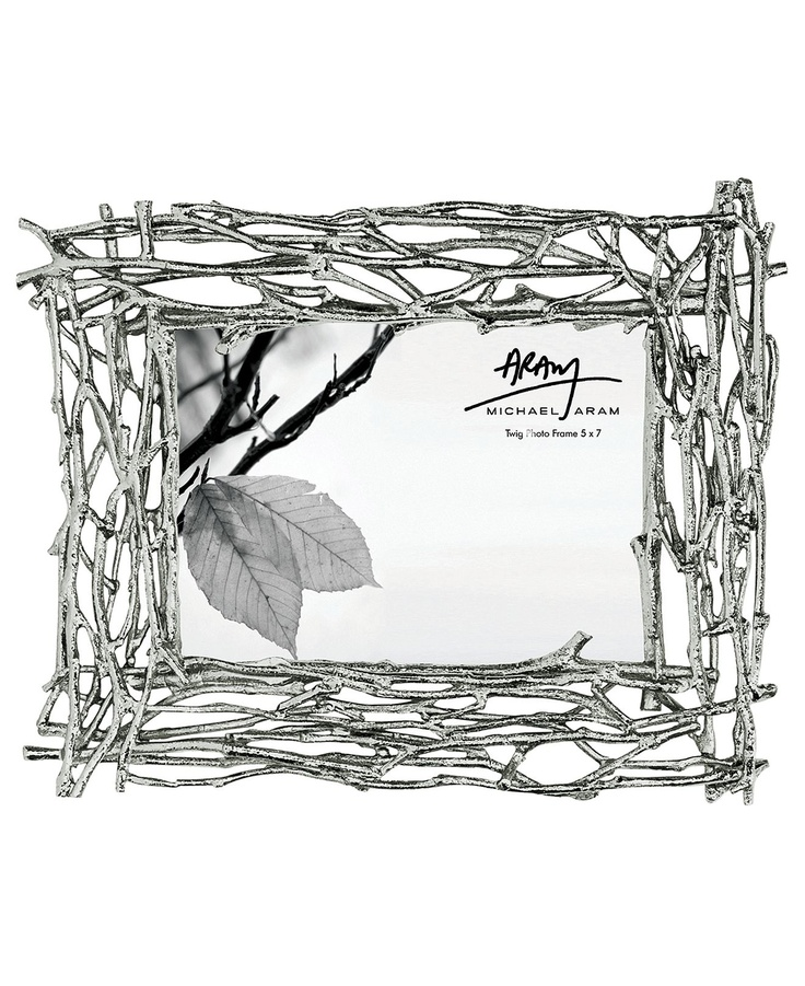 michael aram twig picture frame 5 x 7 picture frames for the home macys picture frames pinterest feng shui picture frames online and frames - Michael Aram Frame