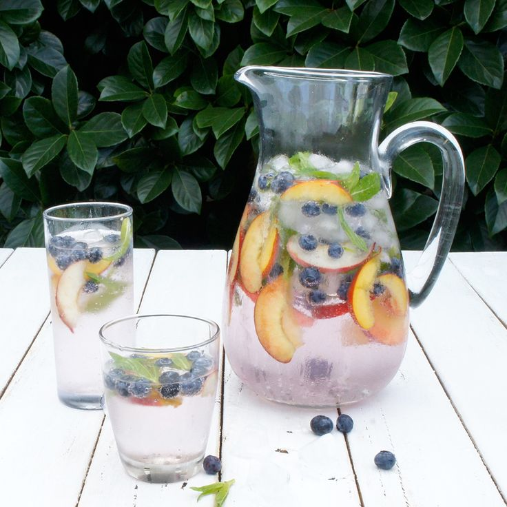 Summer Sangria - The most refreshing cocktail you'll drink all summer.
