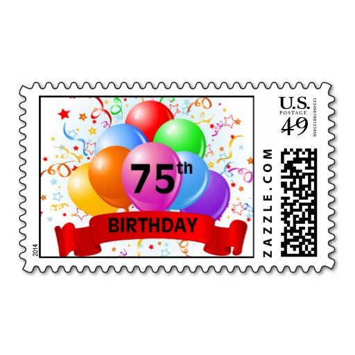 Trolls Happy Birthday Banner We Can Easily Add An: 1000+ Images About 75th Birthday Invitations On Pinterest
