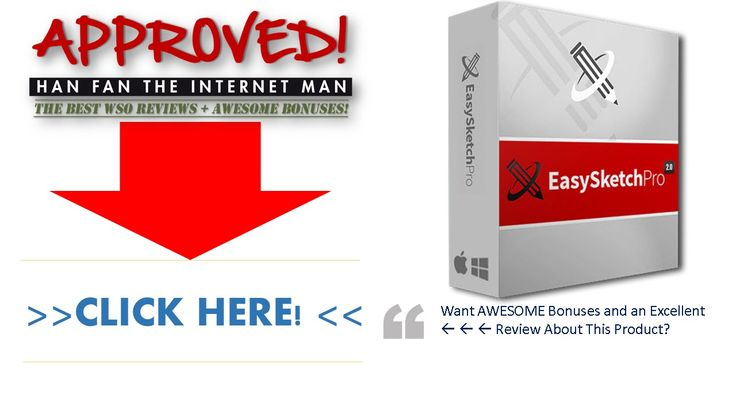 buy http://hanfanapproved.com/hfslc/EasySketchPro2. Check out my Easy Sketch Pro 2 Bonus and Easy Sketch Pro 2 Review and discover how Easy Sketch Pro 2 is the #1 doodle sketch software online with over 20,000 paying customers to prove it and lets you know how to create a professional doodle sketch video within minutes.