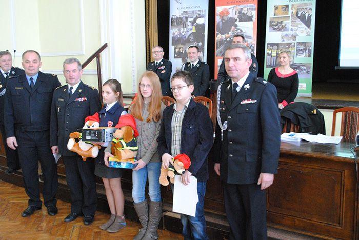 Skierniewice: Młodzież Zapobiega Pożarom