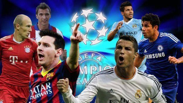Champions League 2014-15: sigue en vivo todos los partidos de la segunda fecha #Depor