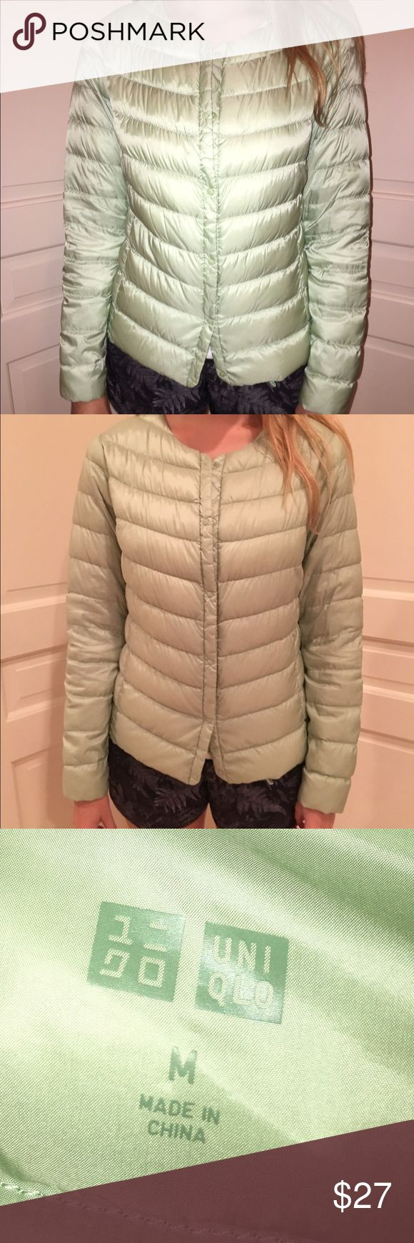 Uniqlo Jacket Great conditions, worn once, very soft Uniqlo Jackets & Coats