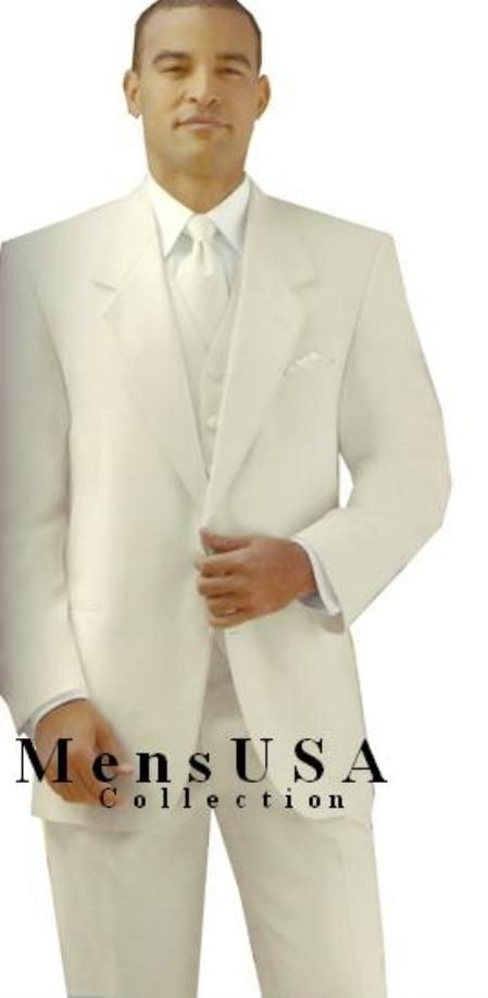 White cream dinner jacket for only US $199, try this one. Buy more save more. Buy 3 items get 5% off, Buy 8 items get 10% off.