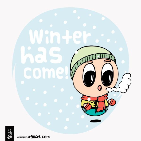 #winterhascome #ur30feb #design #onlineshop #products #gift #quotes