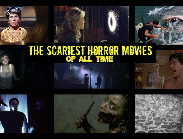 20 πιο τρομακτικές ταινίες τρόμου όλων των εποχών