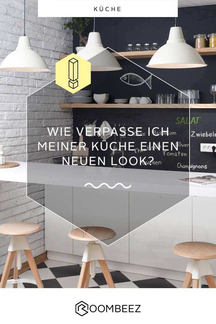 Küchenfronten lackieren » Tipps für die Modernisierung | Roombeez ...