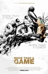 This documentary follows NBA superstar LeBron James and four of his talented teammates through the trials and tribulations of high school basketball in Ohio and James journey to fame