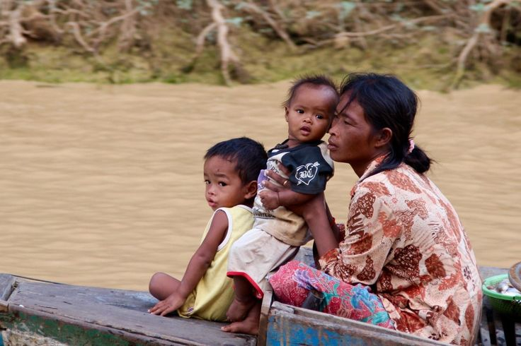 Life on Water: Tonle Sap & the floating villages of Cambodia