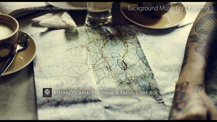 ANtarcticbreeze - Upbeat & Fresh Indie Rock | Background Music | Upbaetsong.com #vimeo #music #audiojungle  https://vimeo.com/228336353