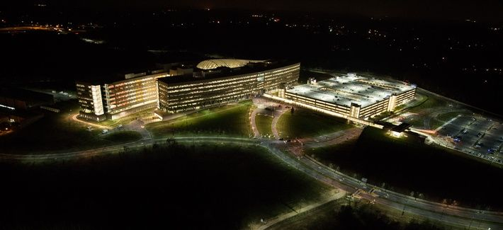 Can You Have a Transparent Spy Agency? The outside of the National Geospatial Intelligence Agency, in Springfield, Virginia.