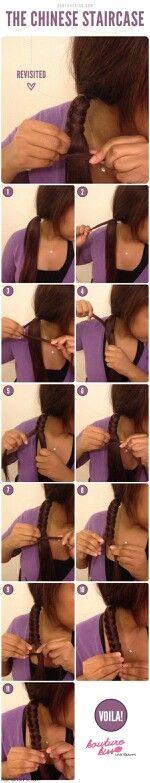 Braid Hairstyle Pelo Peinados