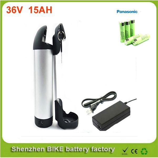 322.05$  Know more  - 36v 15ah lithium kettle water bottle battery 36v ebike  kettle battery for 36v 500w electric bike kit e-bike For Panasonic cell