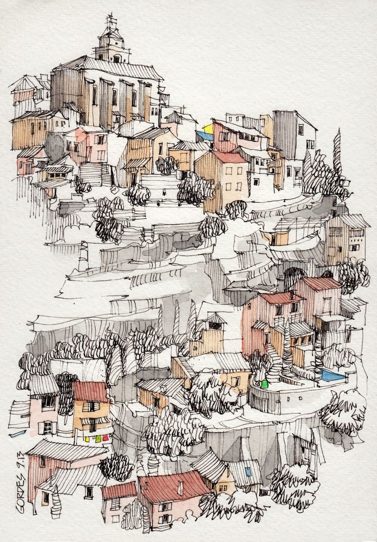 Painters:Jorge Royan; a long trip at the Luberon, France; Set 2013