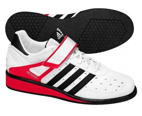 Adidas Power Weight Lifting Trainers