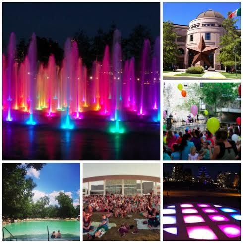 Hit the Road: Top 5 Free Things to Do in Austin this Summer