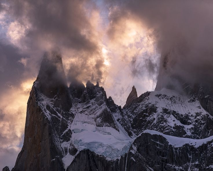Poincenot, Patagonia