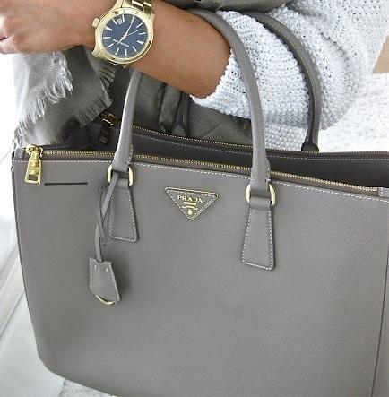 discount Perfect elephant grey Prada bag\u0026lt;3 online store   bags ...