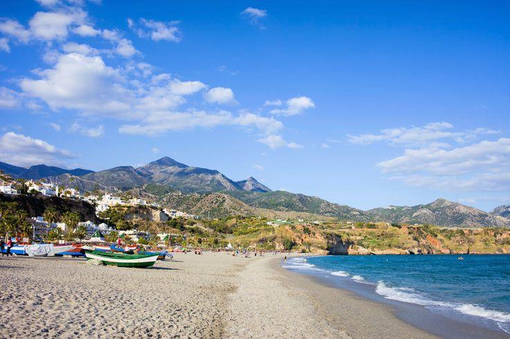 Rincones de Andalucía: Nerja (Málaga) / Places of Andalusia: Nerja (Málaga), by @cntraveler