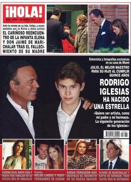 Hola! Magazine (26 March 2014) DUCHESS OF YORK