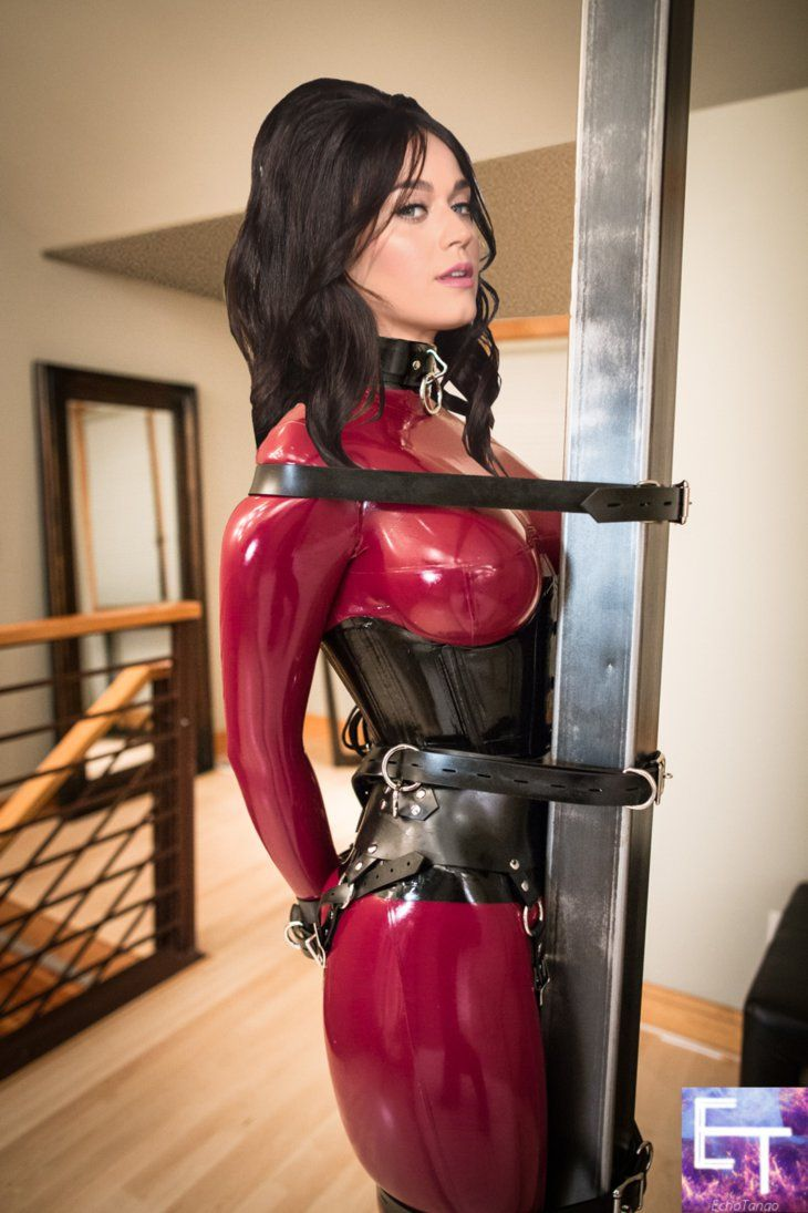 bondage corset katy perry