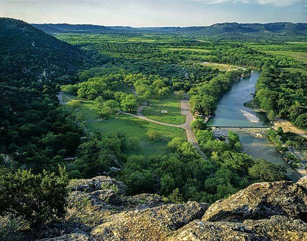 Texas Top 40 No. 30, Garner State Park