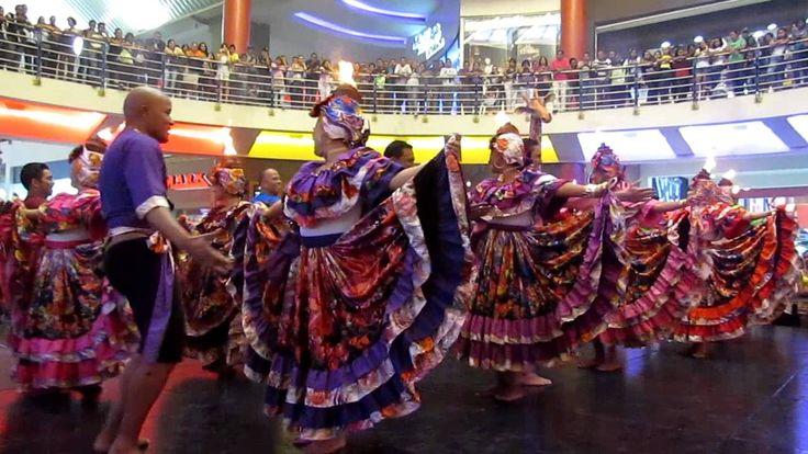 La Compañía Nacional de Danzas Folklóricas de Panamá