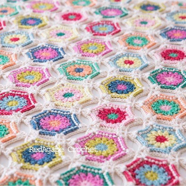Mejores 281 imágenes de crochet en Pinterest   Afganos de ganchillo ...