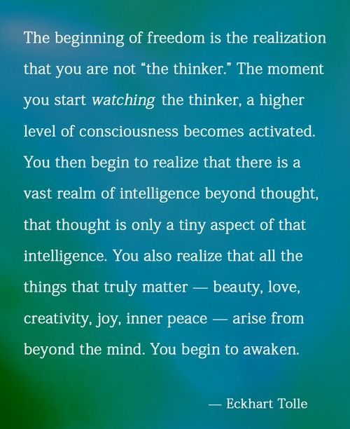 Eckhart Tolle,, enlightenment.