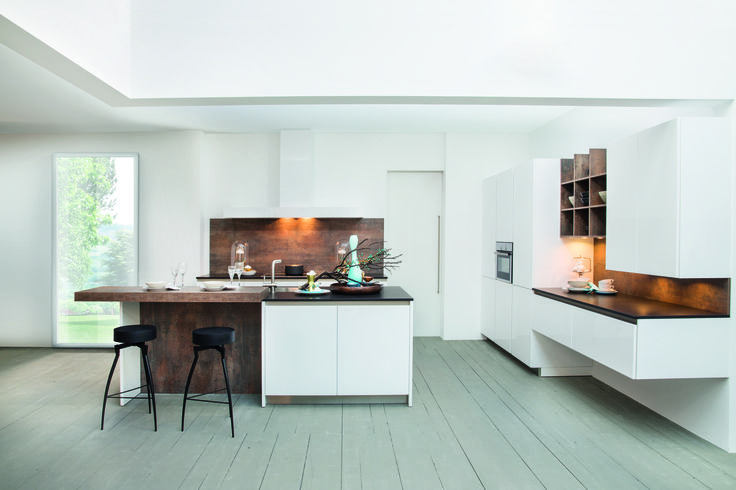 21 best landelijke keukens images on pinterest ovens art and country kitchen - Geloof spiegel keuken ...