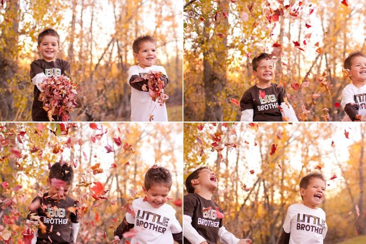Fun fall family pictures, Would Be Adorable To Capture A Collage Like This Of James <3