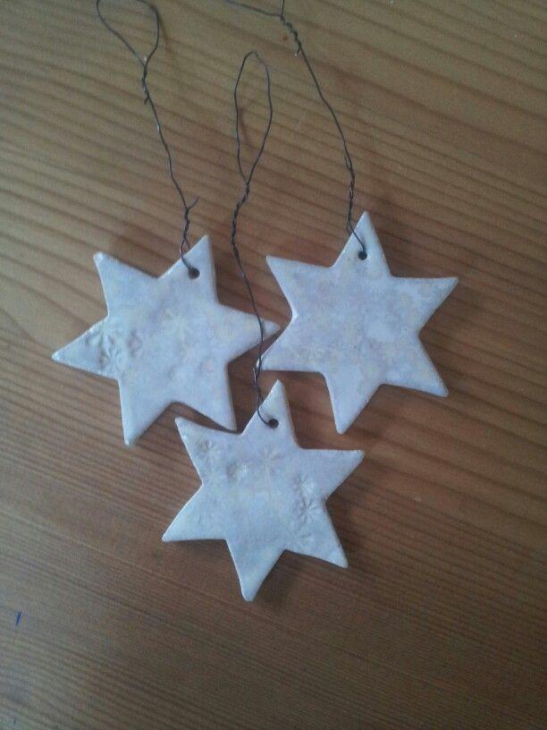 Hvite stjerner :)
