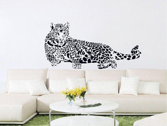 Best Balam Images On Pinterest Wall Decals Jaguar And Leopards - Custom vinyl wall decals cats