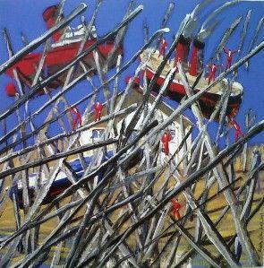 Exposition NICOLAS VIAL, Villa Beatrix Enea - Le Grenier de Yanik