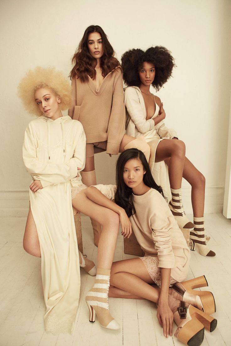 Nylon Magazine March 2017 by Shxpir - Fashion Editorials