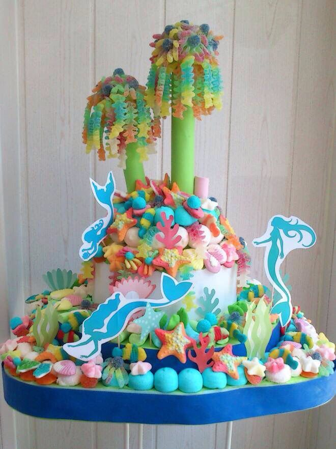 CANDY~CANDY SEA/MERMAID BOUQUET