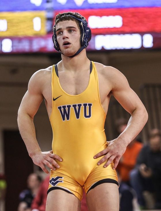Lots There To Peel  Wrestlers  Wrestling Singlet, Sports -5030