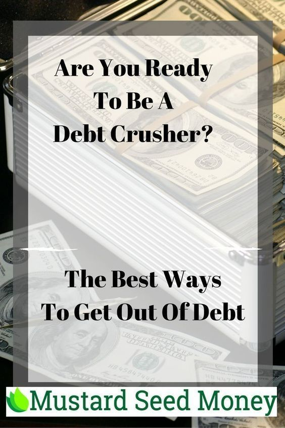 How To Be Debt Free
