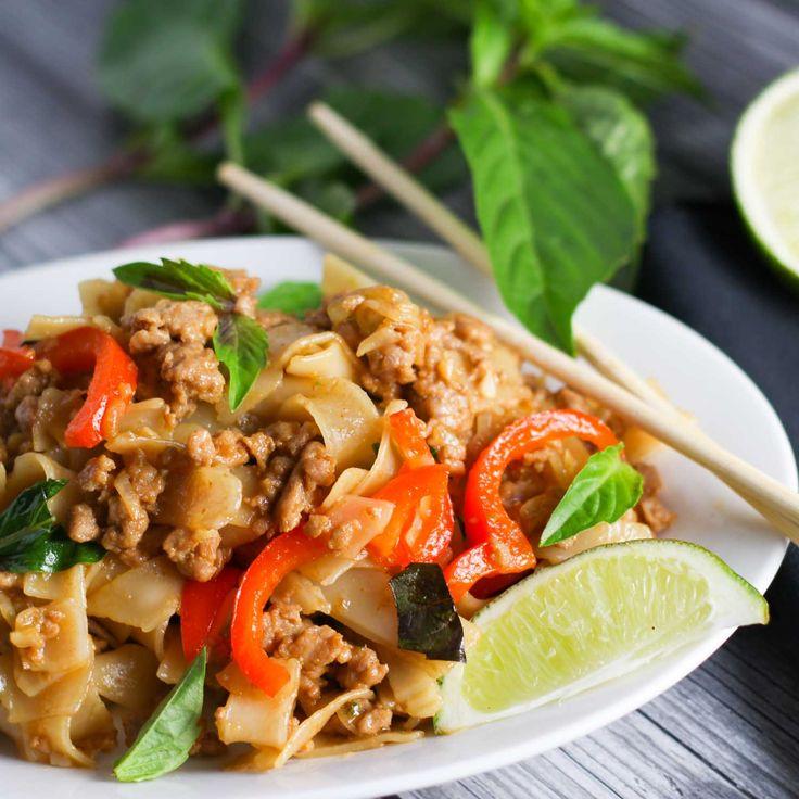 ideas about Drunken Noodles Thai Drunken