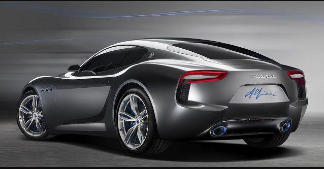 2018 Maserati Alfieri Overview