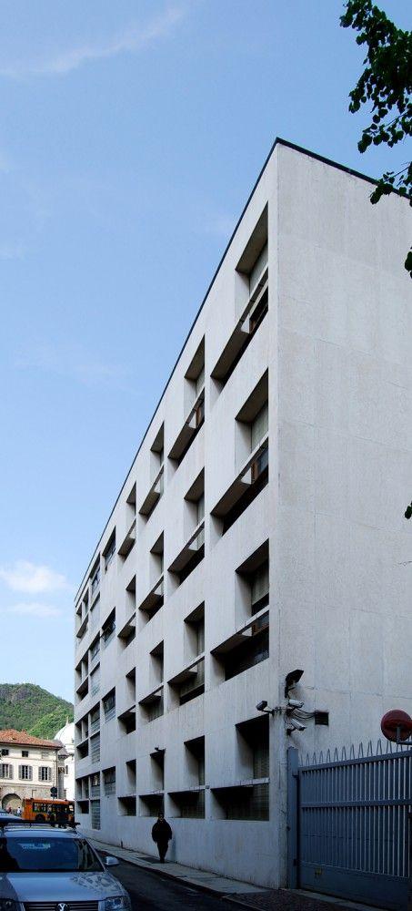 AD Classics: Casa del Fascio / Giuseppe Terragni (11)