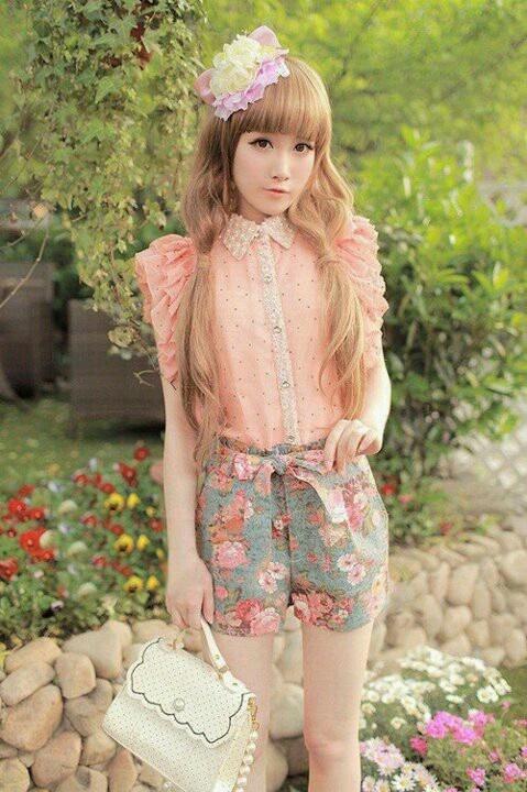 .cute japanese/korean/asian style fashion